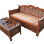 تخت و میز سنتی کد nasr12nm