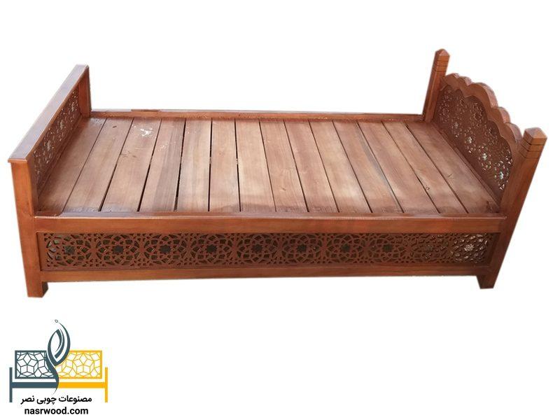 تخت خواب nasr17t سایز 2 در 90