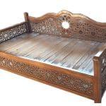 تخت سنتی nasr03i سایز 2 در 1