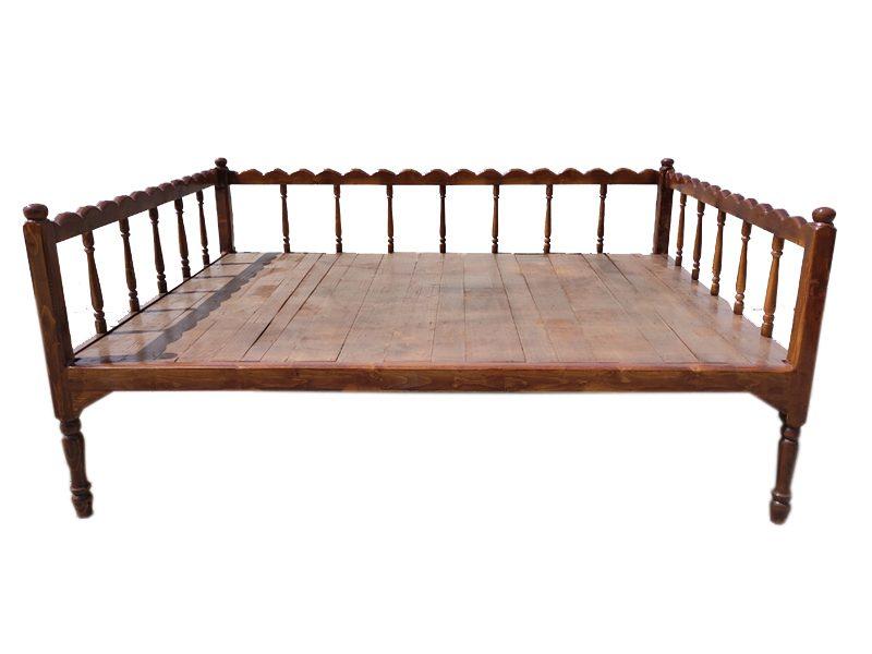 تخت سنتی ساده nasr-x6sa